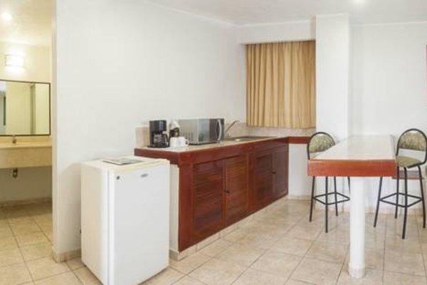 Hotel & Suites Real del Lago - фото 12
