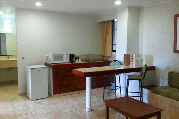 Hotel & Suites Real del Lago - фото 17