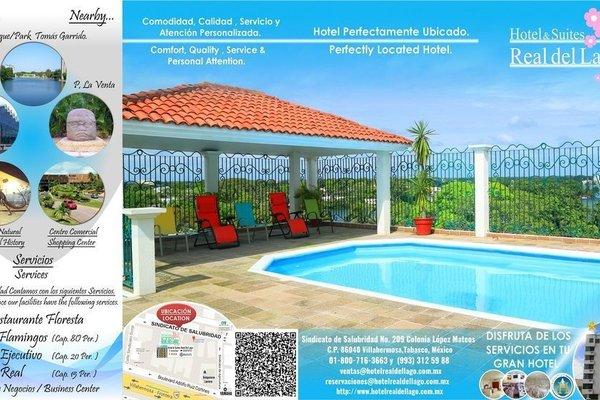 Hotel & Suites Real del Lago - фото 20