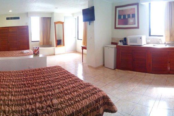 Hotel & Suites Real del Lago - фото 6