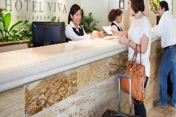 Hotel Viva Villahermosa - 14