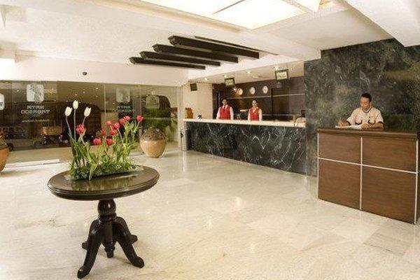 Maya Tabasco Hotel - 10