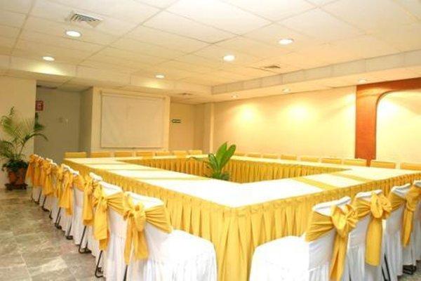 Maya Tabasco Hotel - 12
