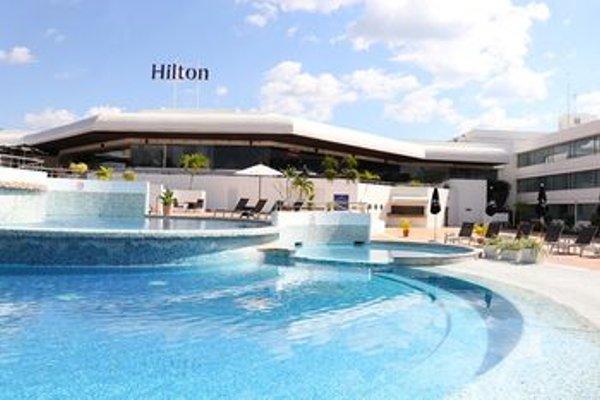 Hilton Villahermosa & Conference Center - фото 20