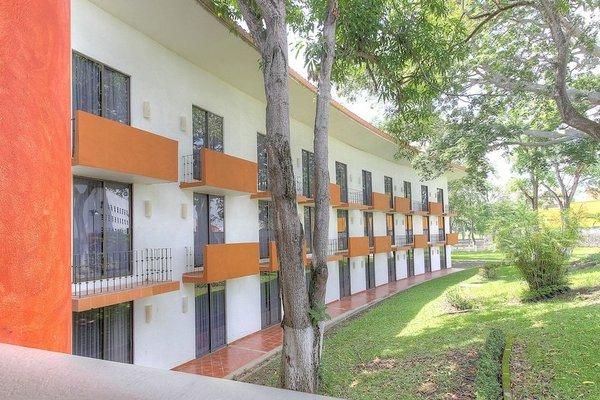 Fiesta Inn Villahermosa Cencali - фото 22