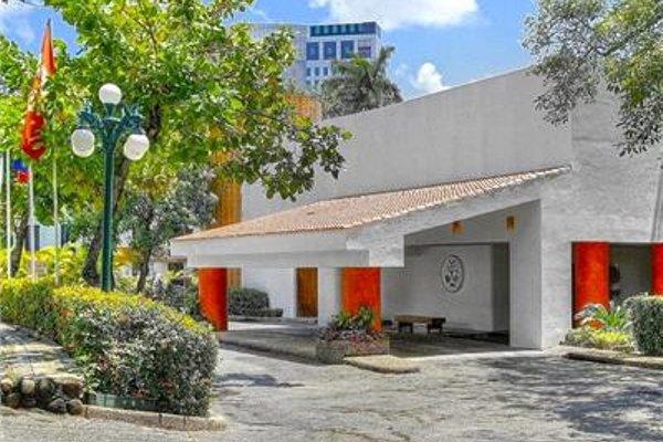 Fiesta Inn Villahermosa Cencali - фото 23