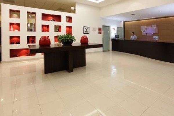 Holiday Inn Express Villahermosa - фото 15