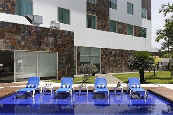 Holiday Inn Express Villahermosa - фото 19