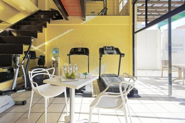 Hotel Olmeca Plaza - фото 10