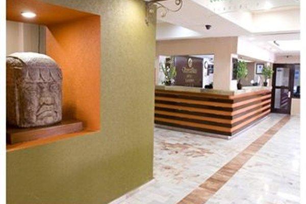 Hotel Olmeca Plaza - фото 15