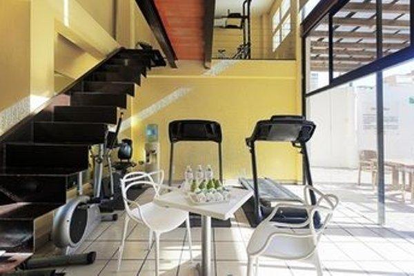 Hotel Olmeca Plaza - фото 18
