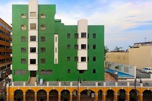 Hotel Olmeca Plaza - фото 22
