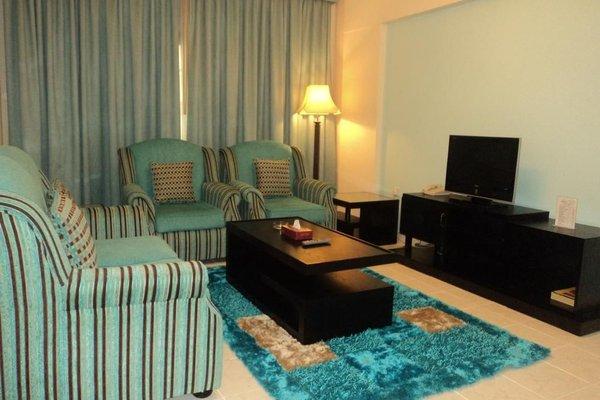 Al Shams Plaza Hotel Apartments - фото 51