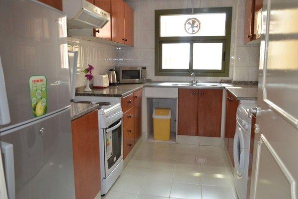 Al Shams Plaza Hotel Apartments - фото 10