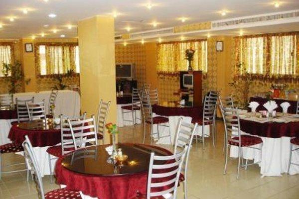 Al Shams Plaza Hotel Apartments - фото 11