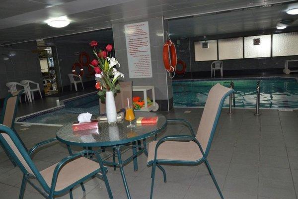 Al Shams Plaza Hotel Apartments - фото 15