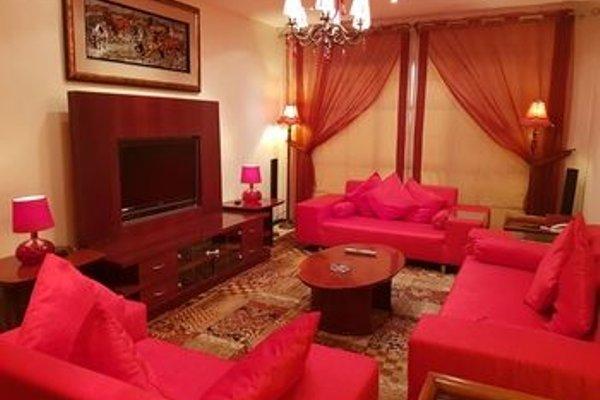 Al Shams Plaza Hotel Apartments - фото 6