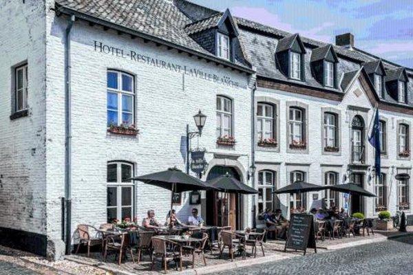 Fletcher Hotel La Ville Blanche - фото 50