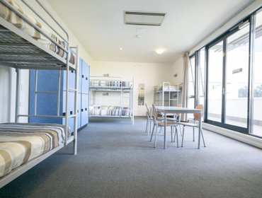Хостел Canberra City YHA