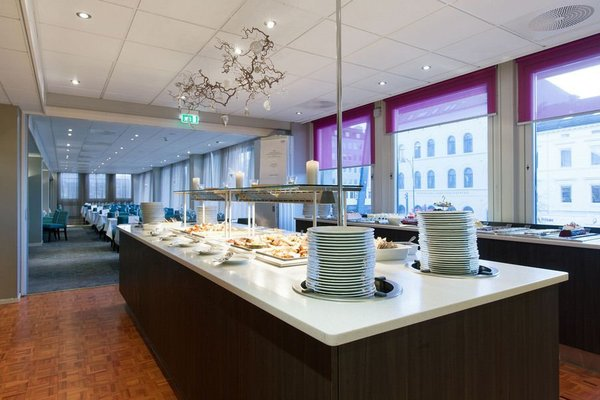 Thon Hotel Prinsen - фото 13