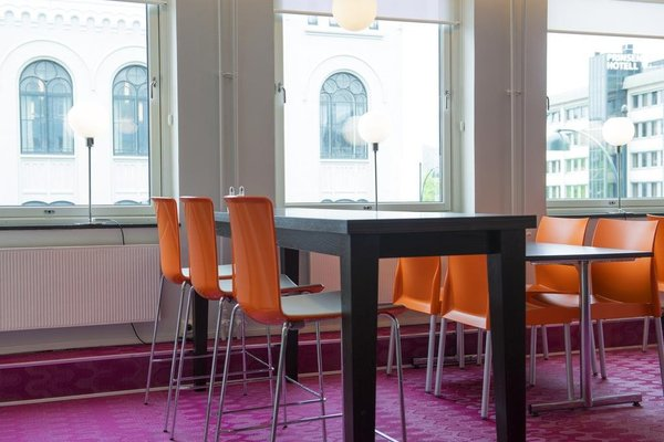Thon Hotel Trondheim - фото 14