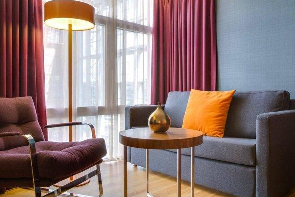 Radisson Blu Royal Garden Hotel, Trondheim - фото 7