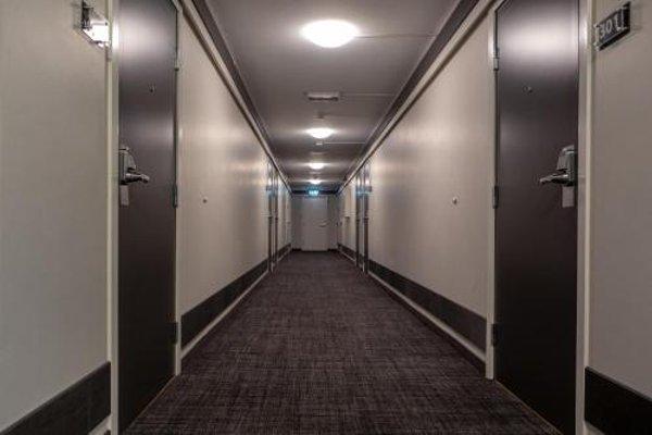P-Hotels Trondheim - фото 19