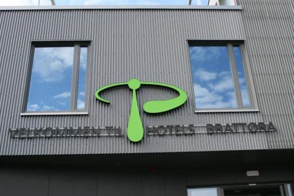 P-Hotels Brattora - фото 21