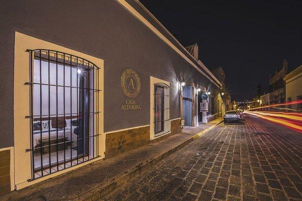 Hotel Casa Altamira - 22