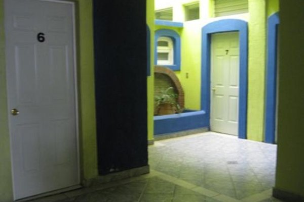 Hotel Azucena de Antequera - фото 11