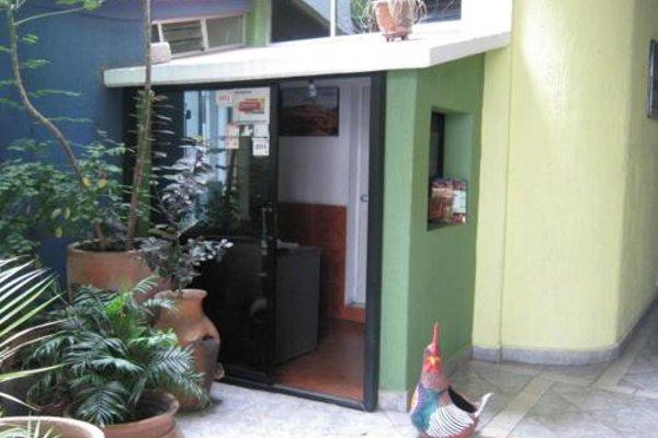 Hotel Azucena de Antequera - фото 12