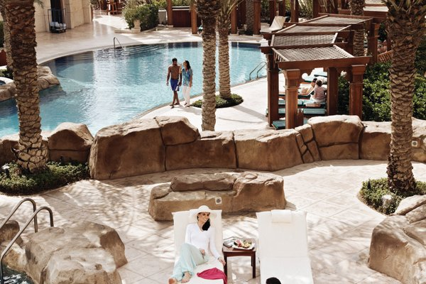 Four Seasons Hotel Doha - фото 19
