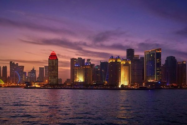 Four Seasons Hotel Doha - фото 23