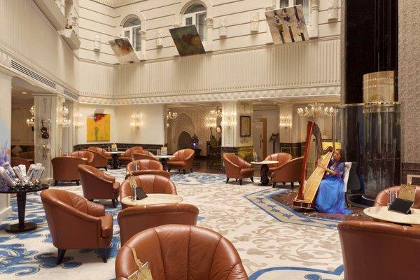 Wyndham Grand Regency Doha - фото 16
