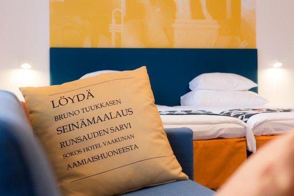 Original Sokos Hotel Vaakuna Pori - фото 50