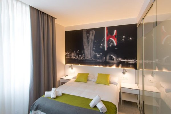 Bilbao City Rooms - фото 10