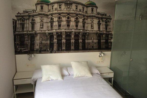 Bilbao City Rooms - фото 11