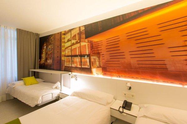 Bilbao City Rooms - фото 14