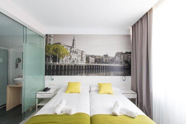 Bilbao City Rooms - фото 22