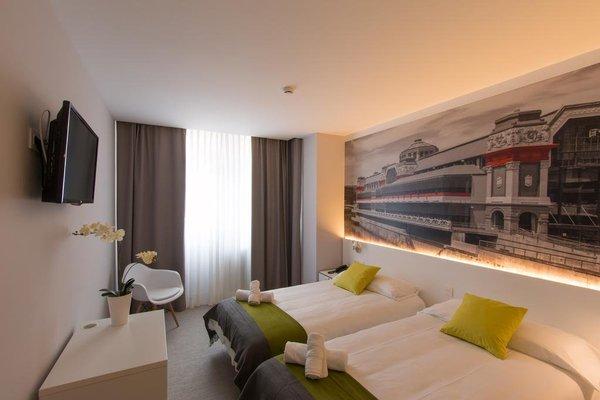 Bilbao City Rooms - фото 7