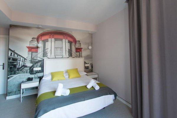 Bilbao City Rooms - фото 8