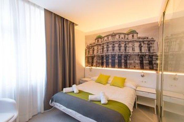 Bilbao City Rooms - фото 9