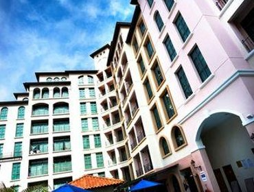 Апартаменты Fraser Place Robertson Walk Singapore