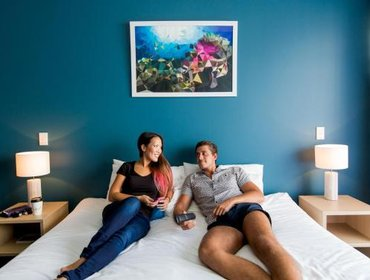 Хостел Gilligan's Backpacker Hotel & Resort Cairns