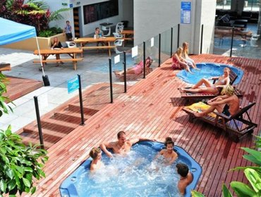 Хостел Nomads Byron Bay Backpackers