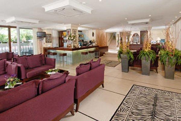 Hotel Pacific - фото 8