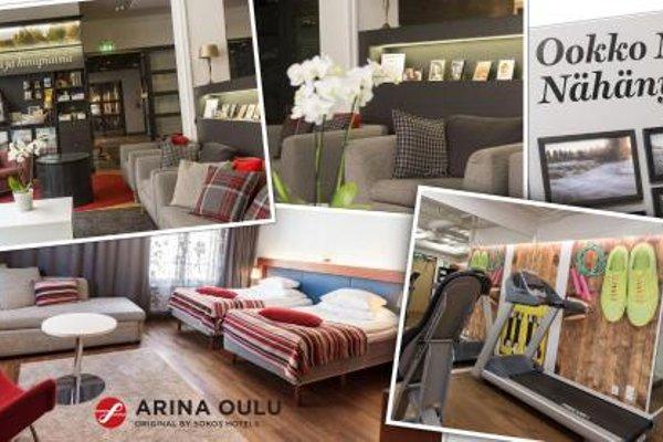 Original Sokos Hotel Arina Oulu - фото 15