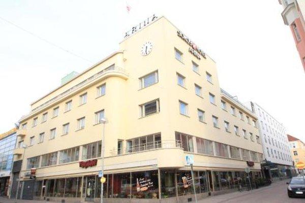 Original Sokos Hotel Arina Oulu - фото 23