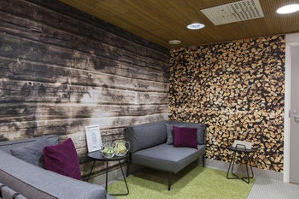 Original Sokos Hotel Arina Oulu - фото 8