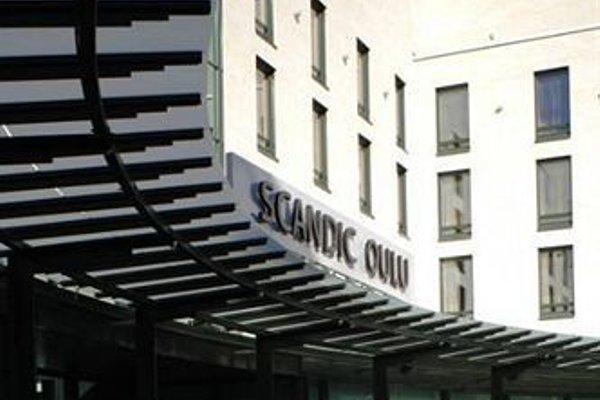 Scandic Oulu - фото 20